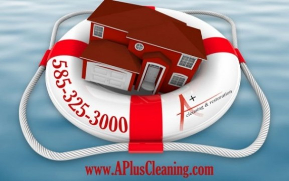 Flood and Water Damage Cleanup and Restoration in Rochester, NY